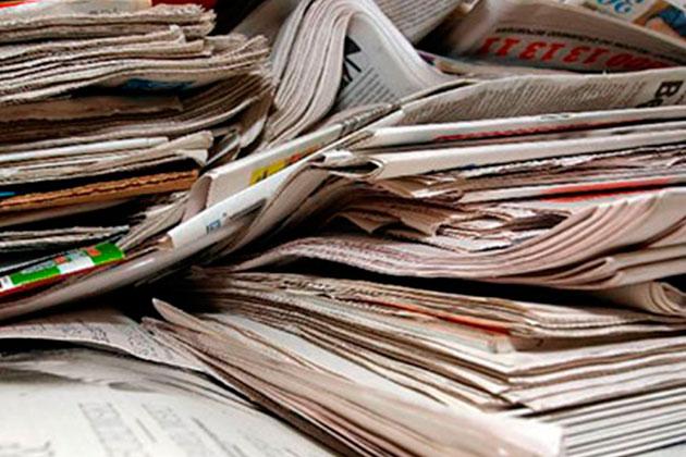 Papel de periódico