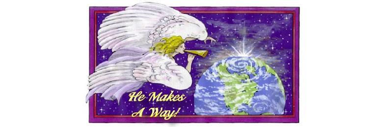 He Makes A Way!