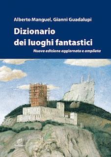 Dizionario dei luoghi fantastici, 2011, copertina