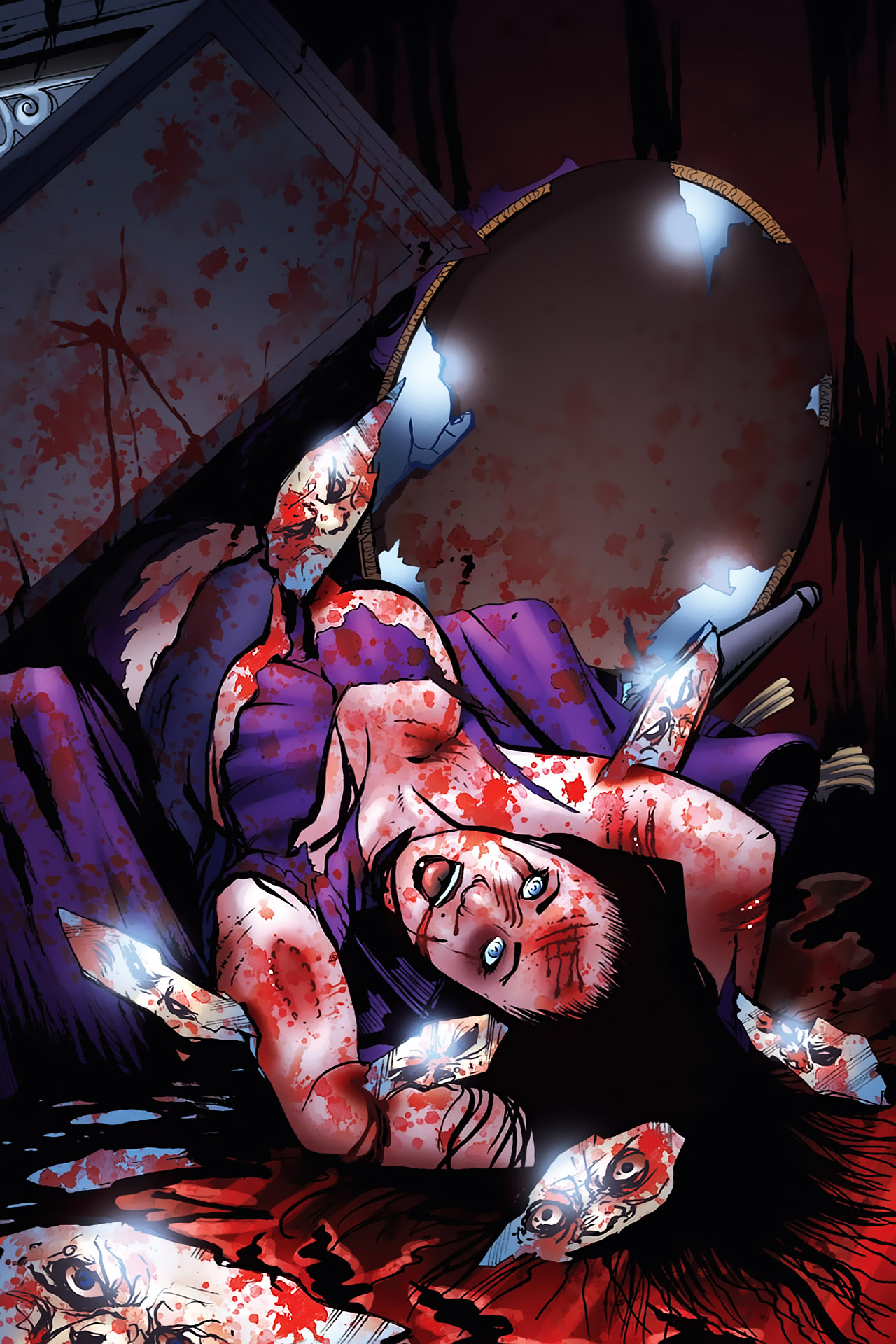 Grimm Fairy Tales (2005) Issue #7 #10 - English 21