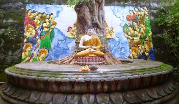 wisata bali Brahmavihara arama