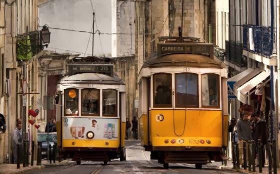 Una escapada a Lisboa