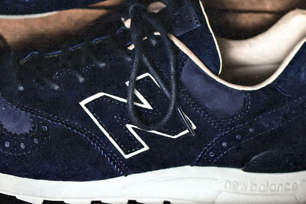 "New Balance 1400 x INVINCIBLE ""Brogue"""