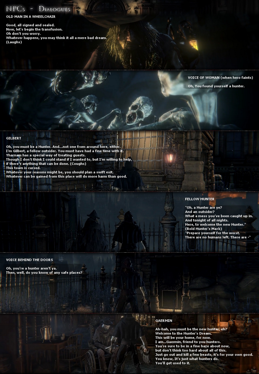 Bloodborne IGN First