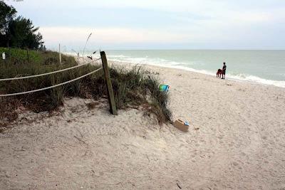 Am Strand von Captiva Key, Florida© Copyright Monika Fuchs, TravelWorldOnline