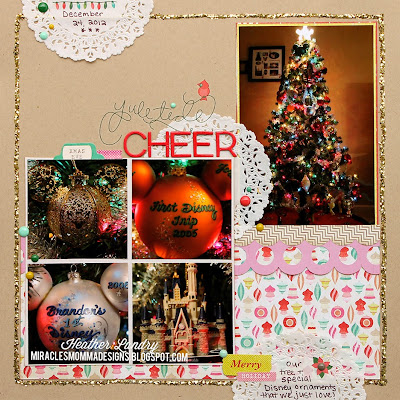 Christmas Tree_Ornaments_Scrapbook
