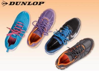 Buty sportowe Dunlop z Biedronki