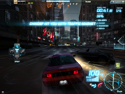 Need For Speed World - Traffic Magnet