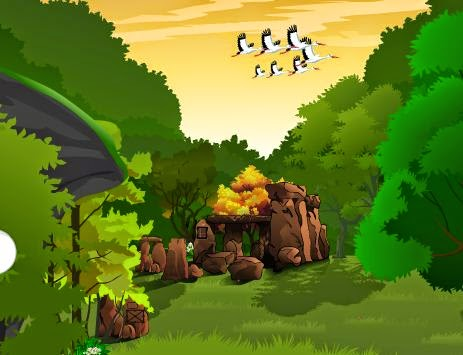 Play EightGames Tribal Forest Escape