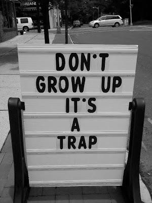 blog umoristico, umorismo, LOL, crescere, giovani, tempo, perdere tempo,