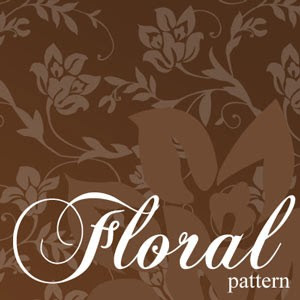 ����� ������ ��������� Floral pattern