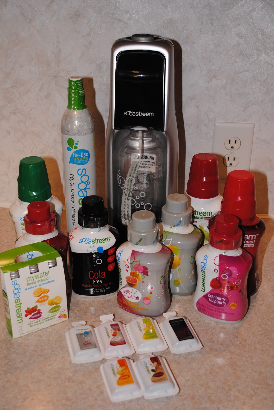 how to clean your sodastream bottles