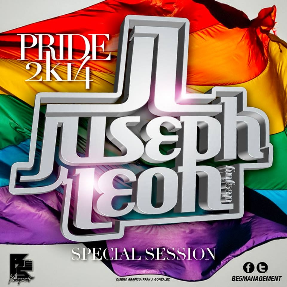 DJ Juseph León - PRIDE 2K14 SPECIAL SESSION