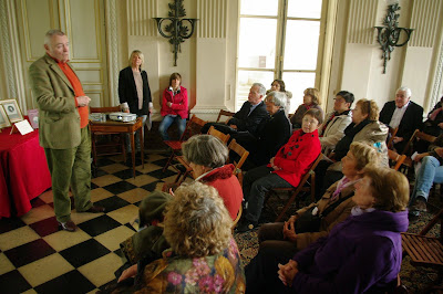Dimanche 7 juin à 15h: un nouveau cycle de conférences commence au château du MARAIS.