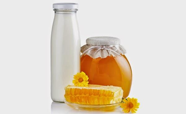 madu dan susu