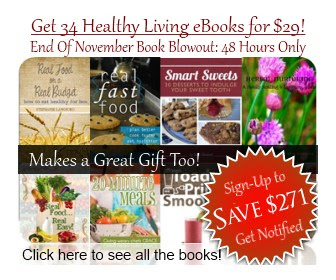 healthy living ebook sale
