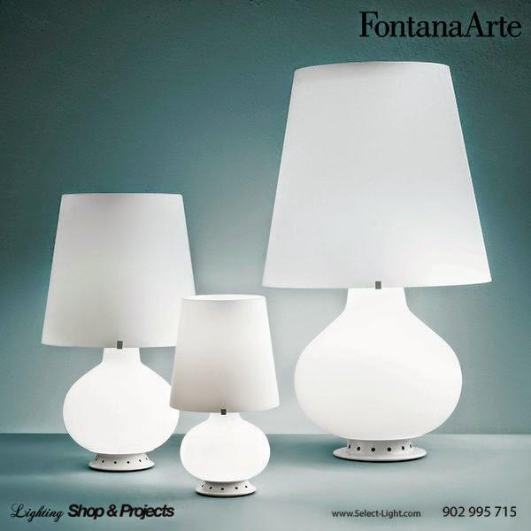 White fontana
