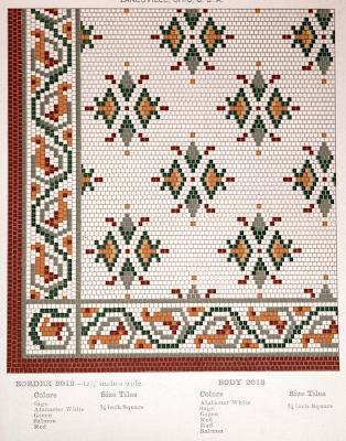 tile for jyugon plan mosaic floor houzz info marble