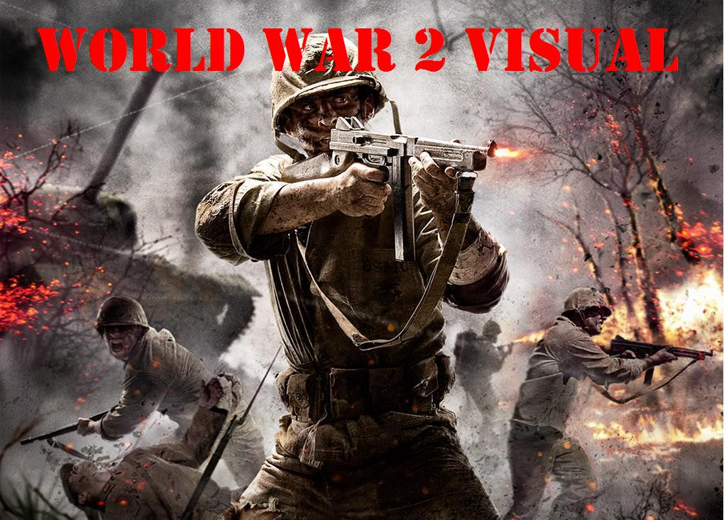WORLD WAR 2 VISUAL