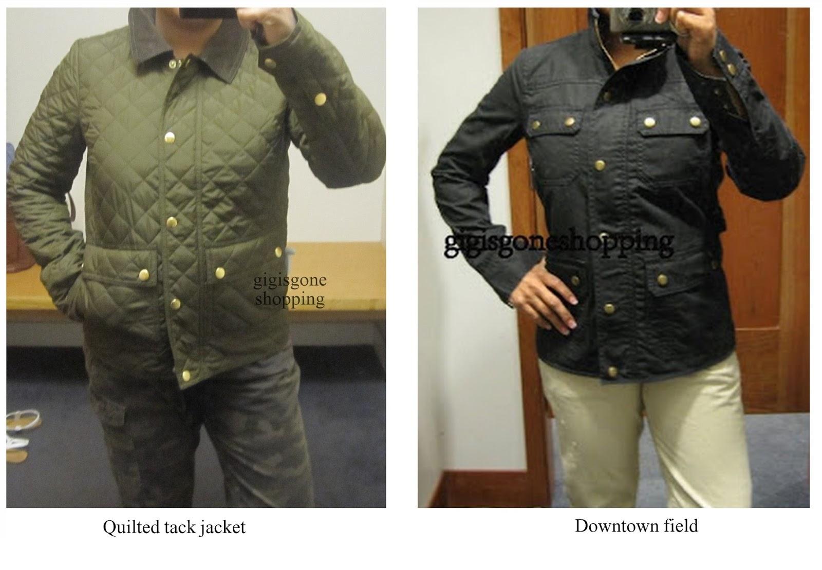 J Crew Quilted Tack Jacket Gigi S Gone Shopping