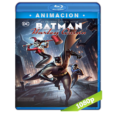 Batman Y Harley Quinn (2017) BRRip Full 1080p Audio Trial Latino-Castellano-Ingles 5.1