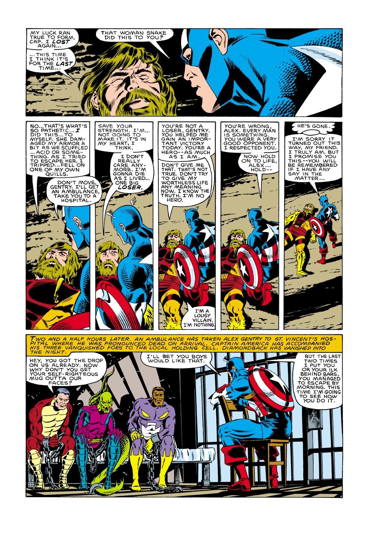 Captain America (1968) Issue #315 #243 - English 22