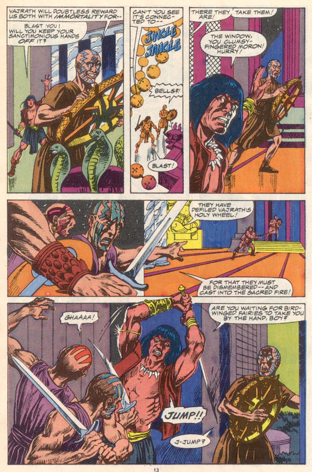 Conan the Barbarian (1970) Issue #223 #235 - English 10