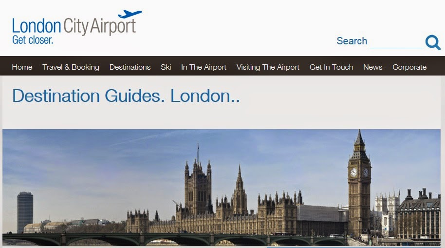 http://www.londoncityairport.com/travelandbooking/destinationguides/londonguide