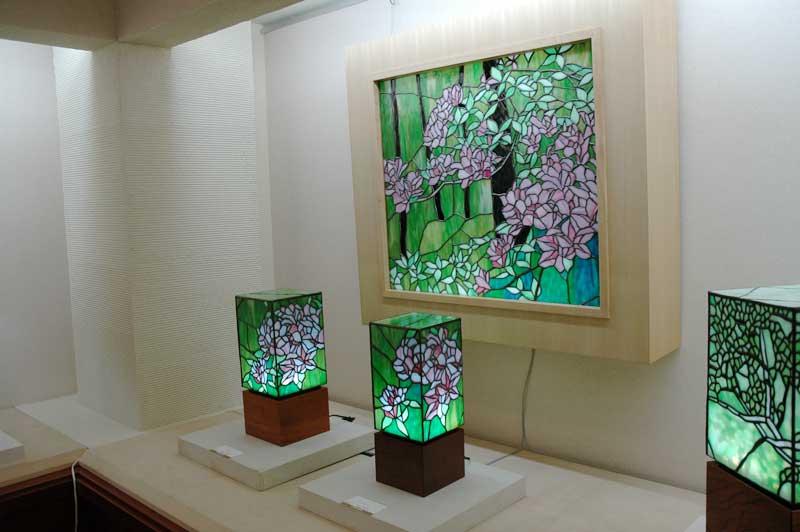 Vitrales ideas para hacer l mparas y faroles en vitral - Ideas para lamparas ...