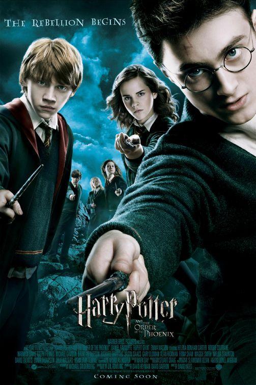 Xem Phim Harry Potter Và Mệnh Lệnh Phượng Hoàng