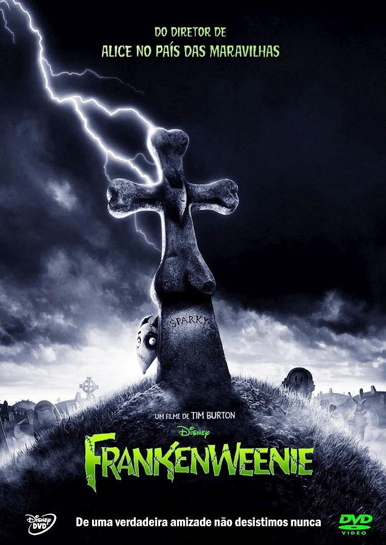 Frankenweenie – Dublado (2012)