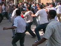 هجوم مسلح على بيوت أقباط بمركز البدارى محافظه اسيوط وإستغاثات بالمشير ورجال الامن