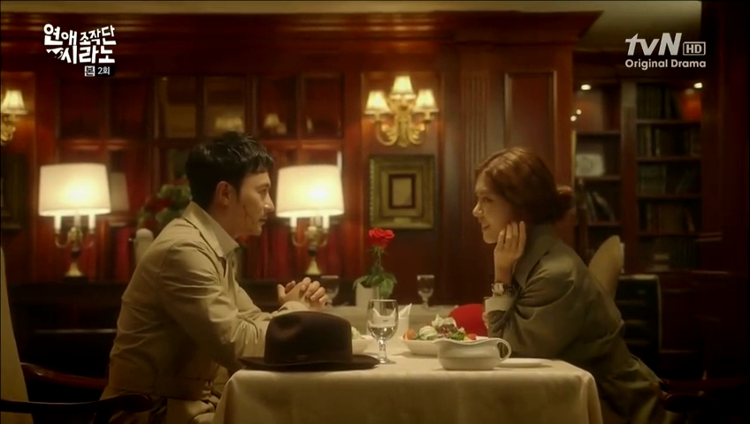 Sinopsis Cyrano Dating Agency Ep 14