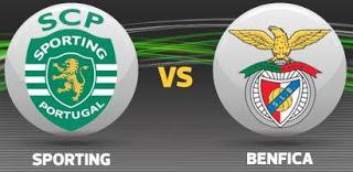 Golos Sporting - Benfica 3ª Jornada