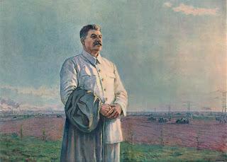 Stalin - Problemas economicos del socialismo en la URSS (1952) El+Amanecer+de+Nuestra+Patria+(1949)+-+F.+Shurpin