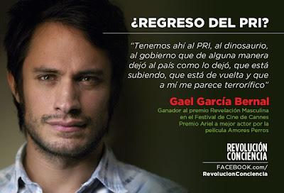 Gael Garcia Bernal - Schauspieler