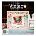 I was print  published in Create : Vintage Idea book  January 2013