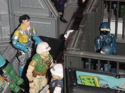 TNT, Plastirama, Argentina, Blowtorch, 1990 Law, Cobra Officer, Cobra Trooper, 2000