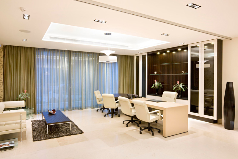 Luxury Offices Interior Design Modern