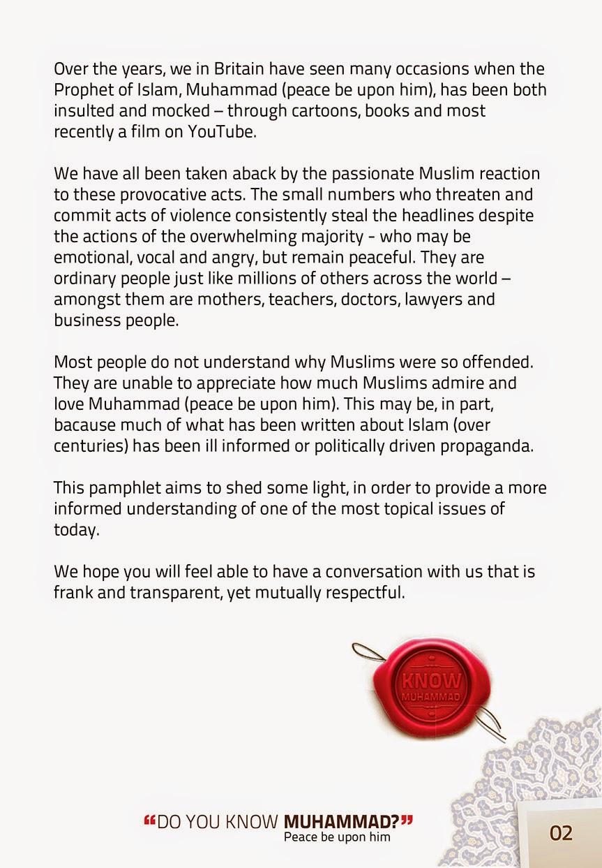 Do You Know Muhammad (SAW)?