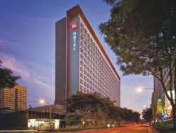 Hotel Bintang 3 di singapore - Ibis Singapore on Bencoolen Hotel