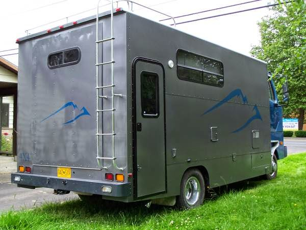 Used Rvs 4x4 Dodge Motorhome Diesel For Sale By Owner