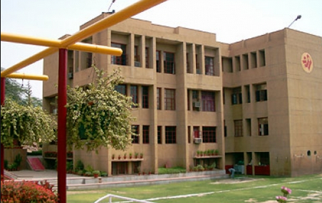 The Shri Ram School Main Building