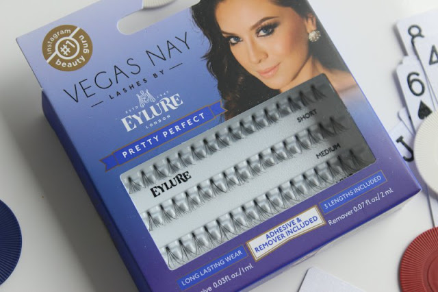Vegas Nay for Eylure Collection