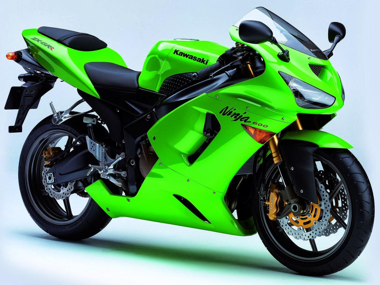 Kawasaki Ninja Zx 6 R 2 Kawasaki Motor