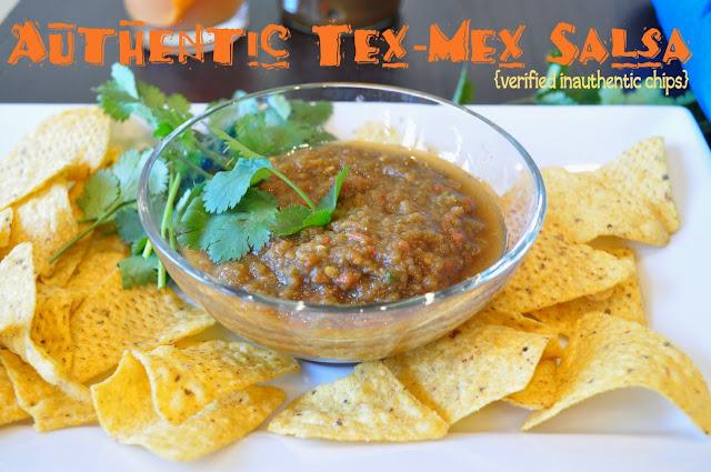 authentic tex-mex salsa