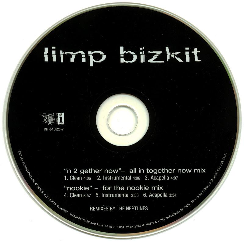 POP 'TIL YOU PUKE!: Limp Bizkit - N 2 Gether Now & Nookie ...