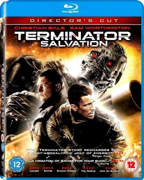 Terminator Salvation 2009 DC Dual Audio 300mb Free Download