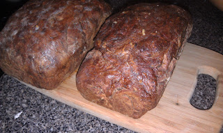 Savory Chocolate Bread