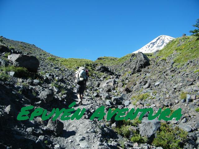 Hacia el Volcán Lanín - Patagonia Andina